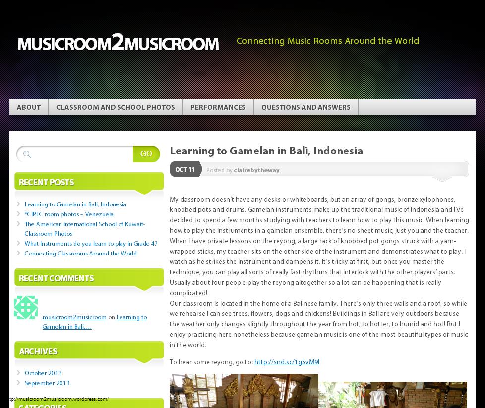 musicroom2musicroom